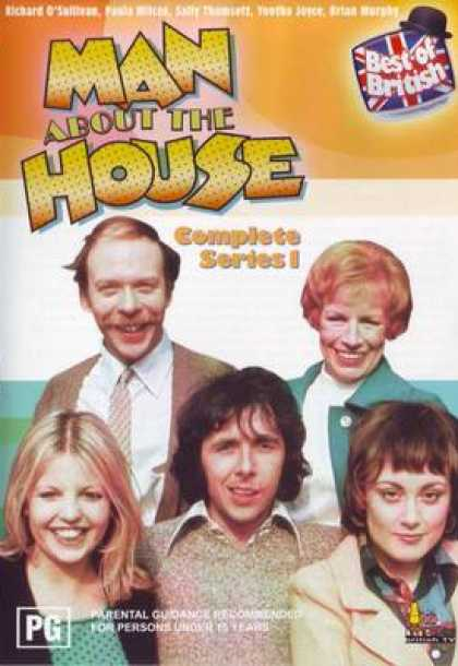 TV Series - Man About The House