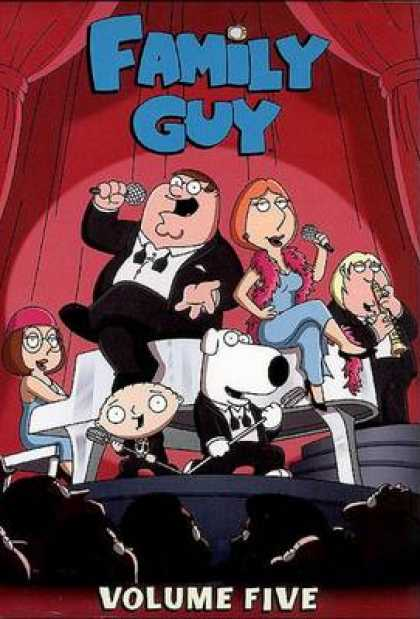 TV Series - Family Guy (Thinpack)