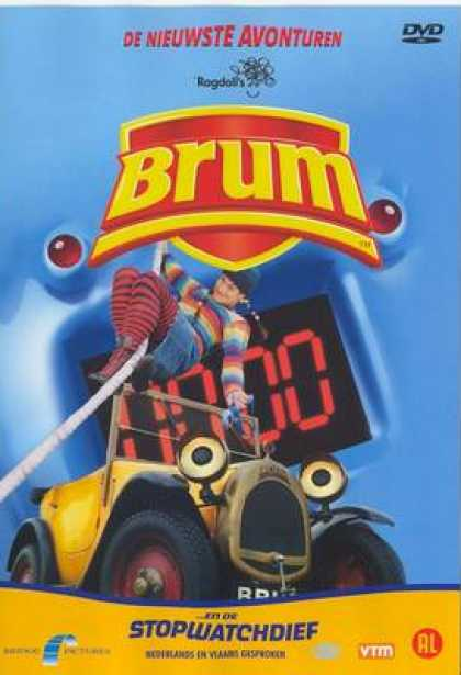TV Series - Brum En De Stopwatchdief