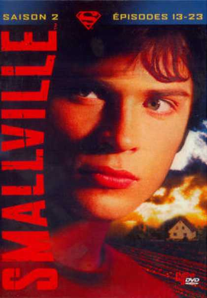 TV Series - Smallville Episodes 13-23