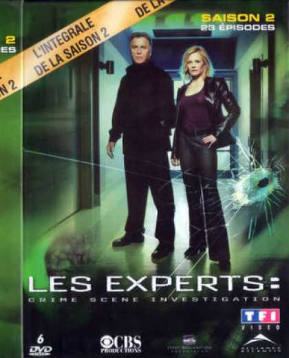 TV Series - CSI Las Vegas