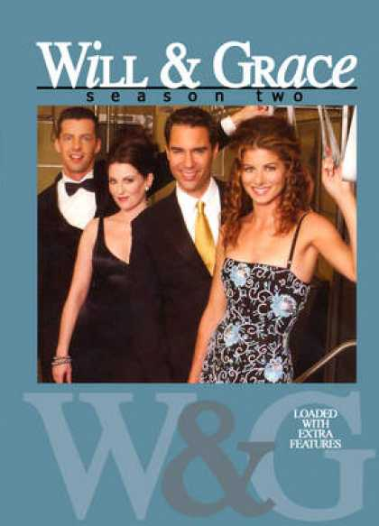 TV Series - Will & Grace Box