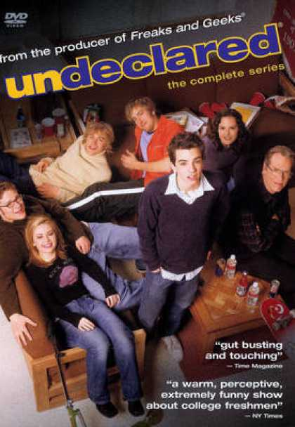 TV Series - Undeclared: The Complete Series