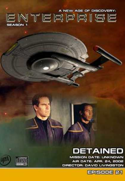 TV Series - Star Trek Enterprise 1x21 Detained