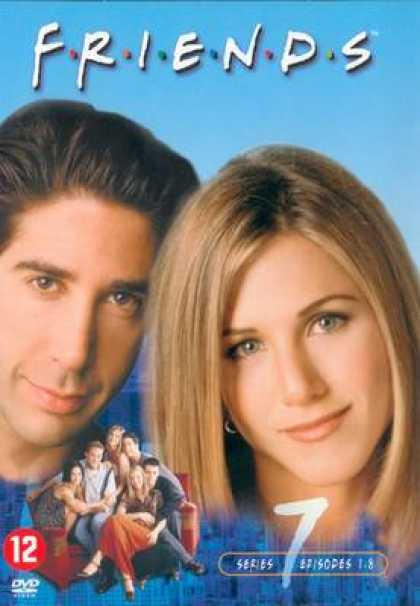 TV Series - Friends Episodes 01-