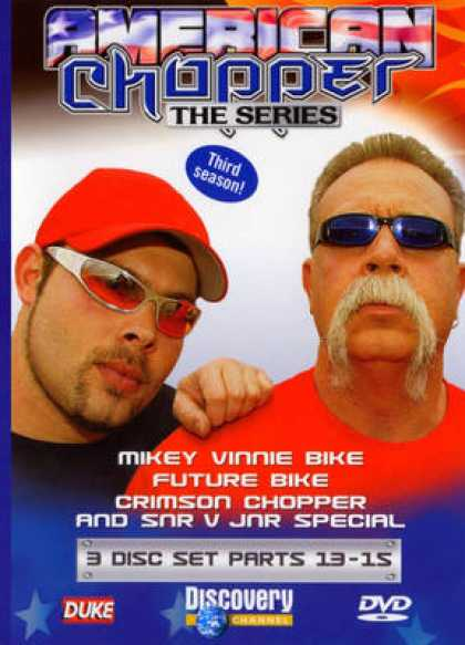 TV Series - American Chopper Parts 13