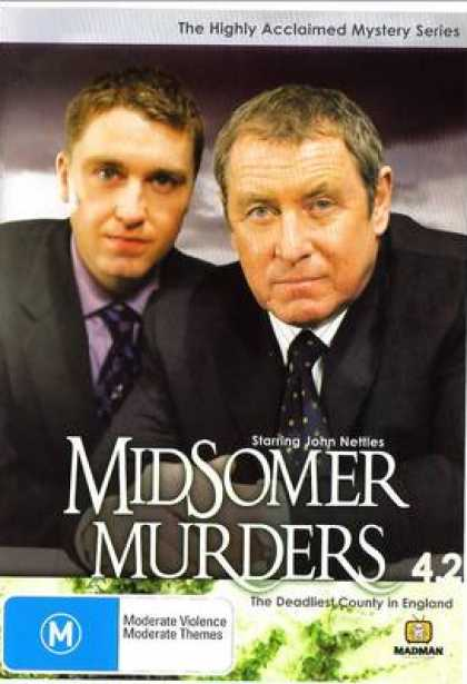 TV Series - Midsomer Murders 4.2