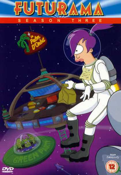 TV Series - Futurama Complete -4