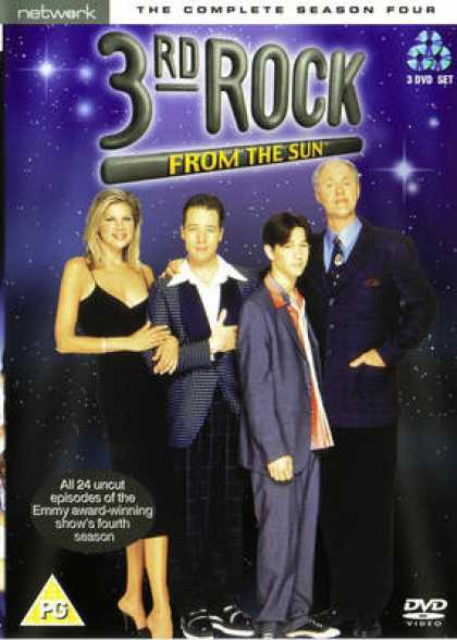 TV Series - 3rd Rock From The Sun