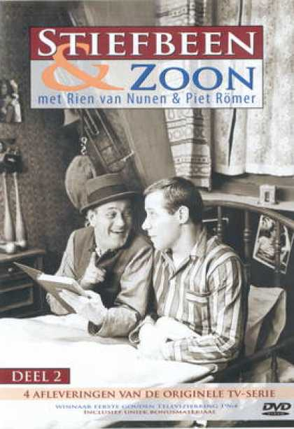 TV Series - Stiefbeen And Zoon Deel