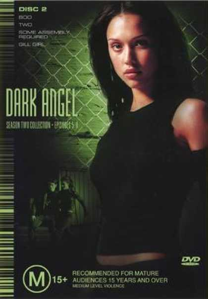 TV Series - Dark Angel Australian