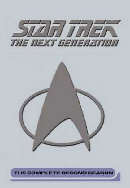 TV Series - Star Trek The Next Generation The Complete Sec
