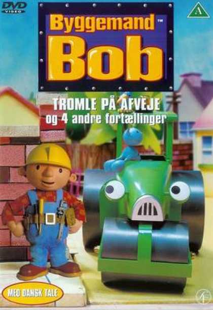 TV Series - Bob The Builder Danish