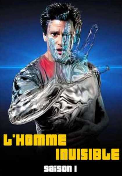 TV Series - L Homme Invisible