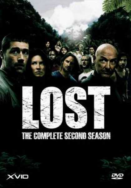 TV Series - Lost - The Complete 2nd Season