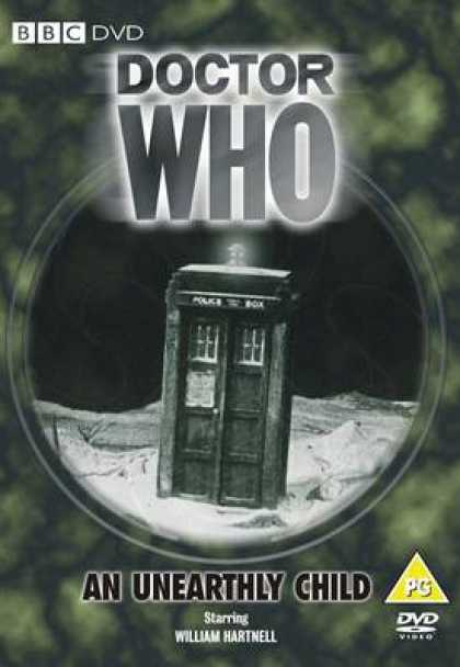 TV Series - Doctor Who - An Unearthly Child