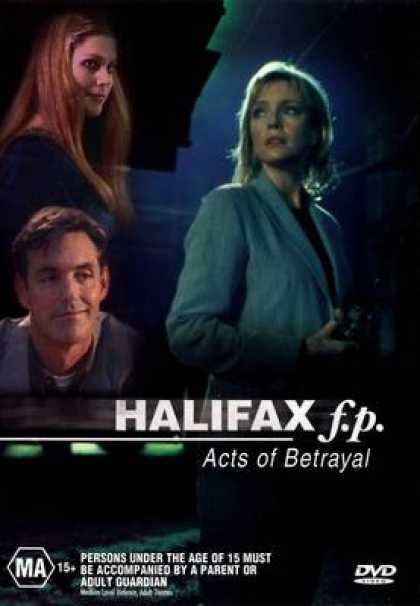 TV Series - Halifax FP- Acts Of Betrayal