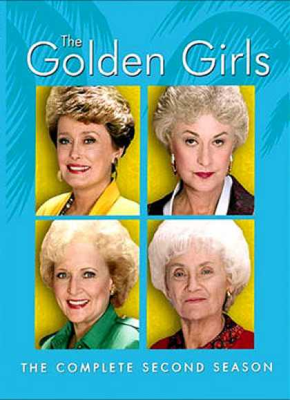 TV Series - Golden Girls