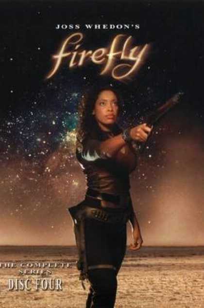 TV Series - Firefly The Complete Series Disc Four