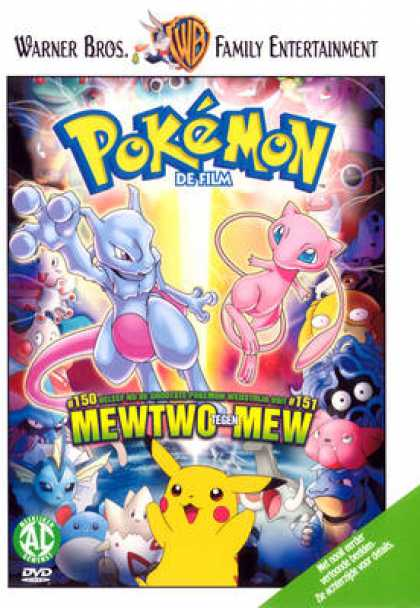 TV Series - Pokemon The Film