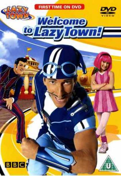 TV Series - Welcome To Lazytown!