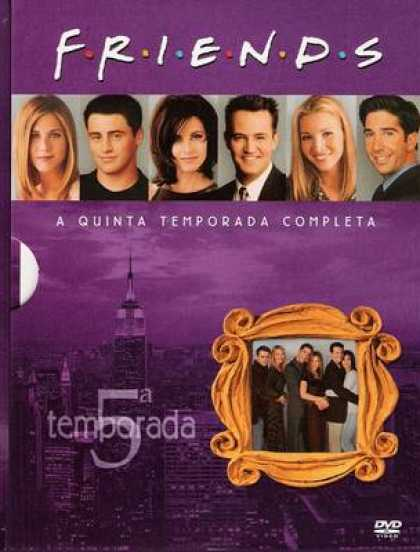 TV Series - Friends Brazilian