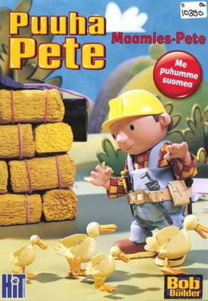 TV Series - Bob The Builder FINNISH