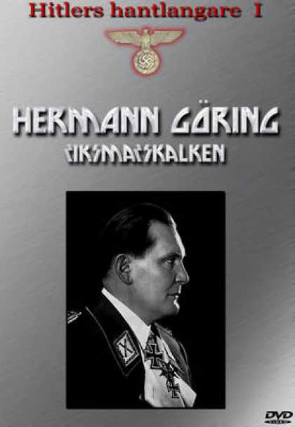 TV Series - Hitlers Hantlangare SWEDISH