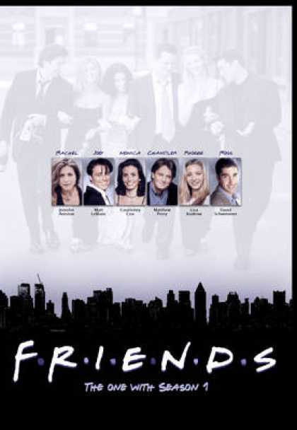 TV Series - Friends 2 3 4 5 6 7 8 1/2