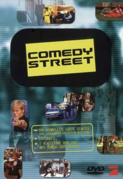 TV Series - Comedy Street - Staffel