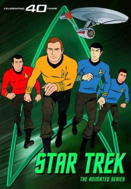 TV Series - Star Trek The Animated Series