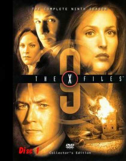 TV Series - X Files Greek