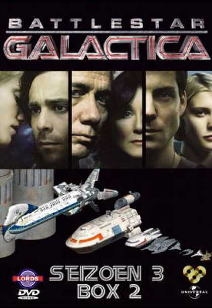 TV Series - Battlestar Galactica Seizoen 3 Afl. 13 T/m