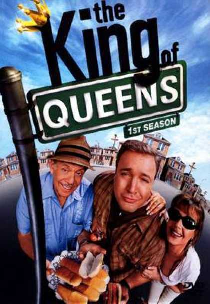 TV Series - The King Of Queens DANISH