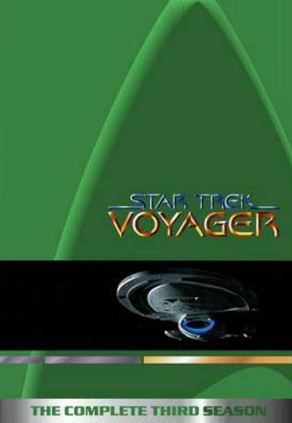 TV Series - Star Trek Voyager The Complete Third .5