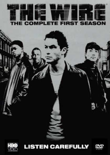 TV Series - The Wire - S
