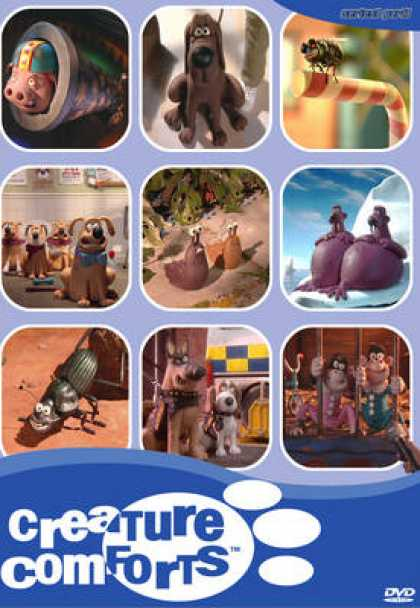 TV Series - Creature Comforts Part