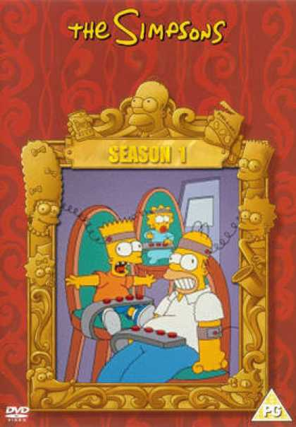 TV Series - The Simpsons 2 3 4 5 6 Pa