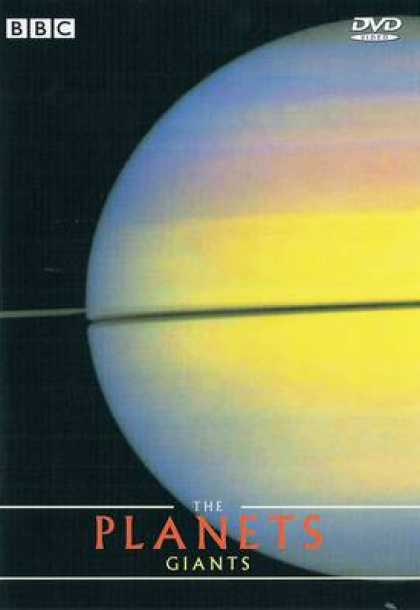 TV Series - The Planets 4 1999