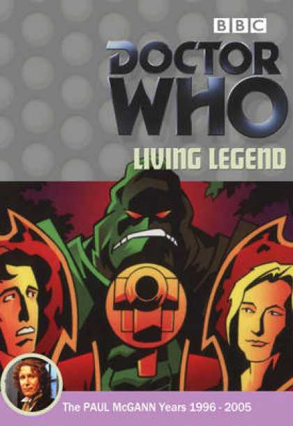 TV Series - Doctor Who - Living Legend