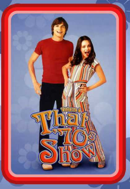 TV Series - That 70's Show -4