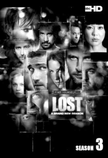TV Series - Lost Dual Case DVD EP13-18