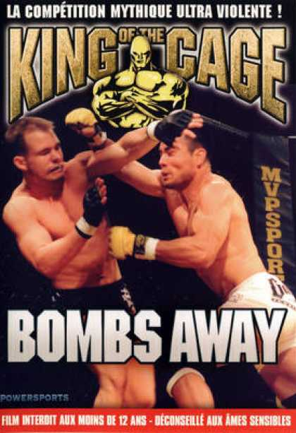 TV Series - King Of The Cage - Bombs Away