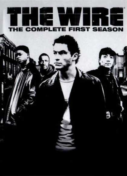 TV Series - The Wire Box Set R0