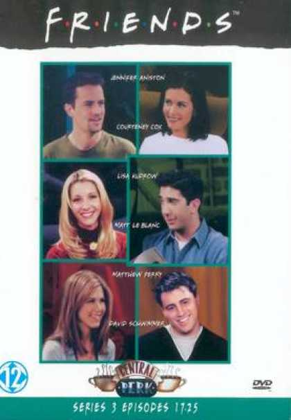TV Series - Friends Episodes 17-25