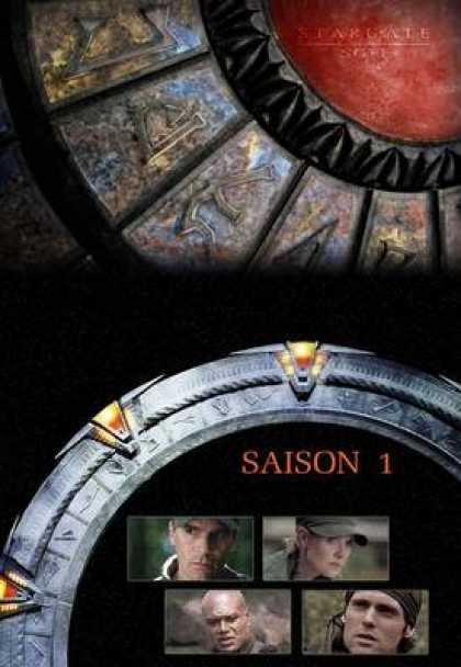TV Series - Stargate SG1 -5