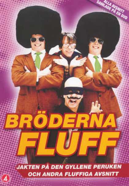 TV Series - Br�derna Fluff SWEDISH