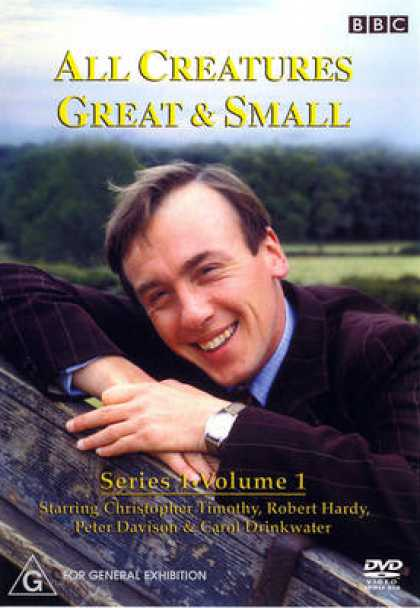 TV Series - All Creatures Great And Small Volume