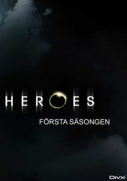 TV Series - Heroes SWEDISH