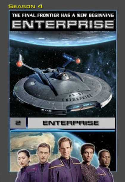 TV Series - Enterprise Episodes 09